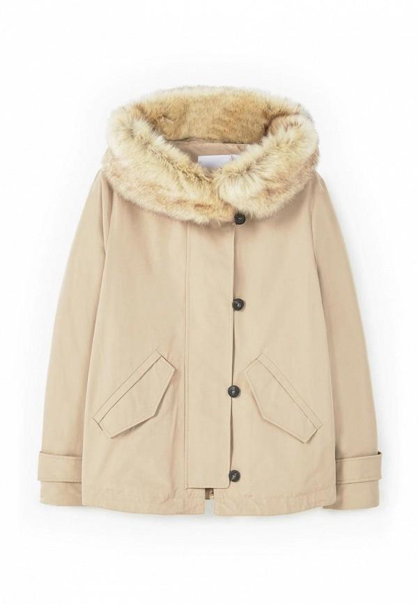 Утепленная куртка Mango (Манго) 83090185