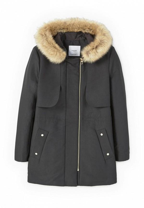Утепленная куртка Mango (Манго) 83983024