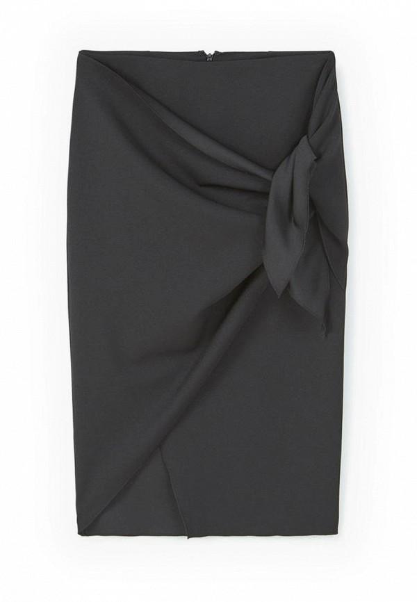 Прямая юбка Mango (Манго) 81070273