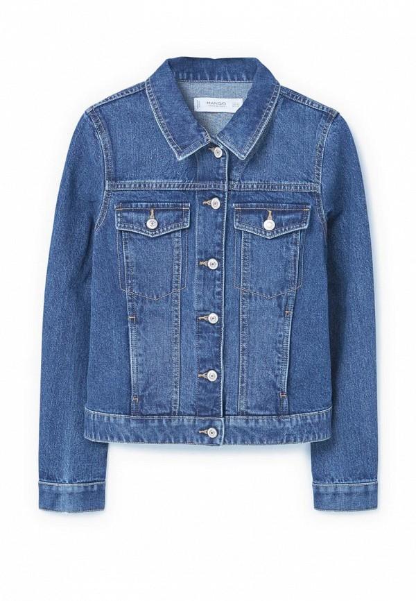Куртка джинсовая Mango 83043512