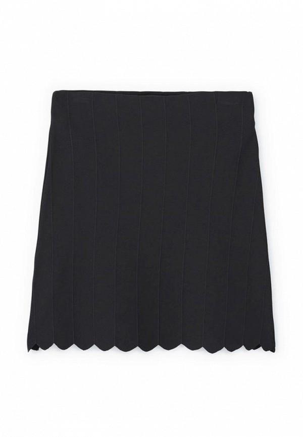 Прямая юбка Mango (Манго) 83060223