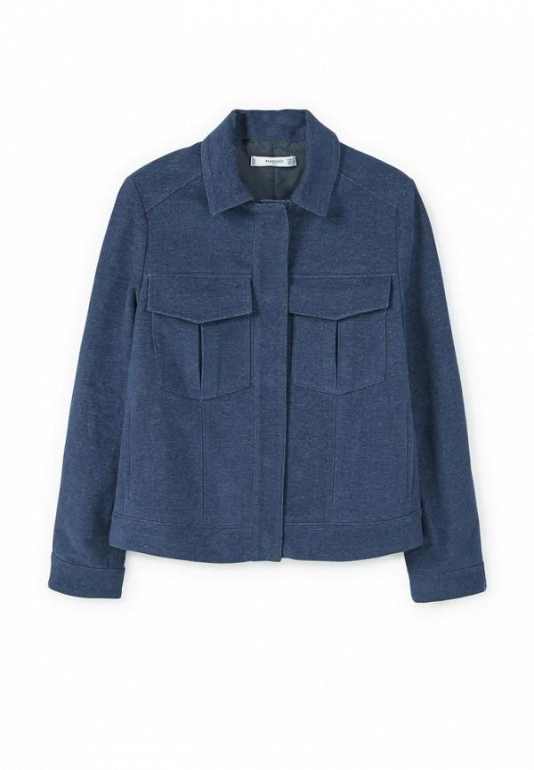 Куртка джинсовая Mango 81093546
