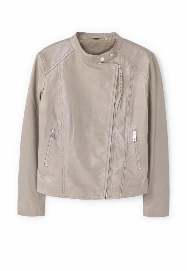 Кожаная куртка Mango (Манго) 83990071