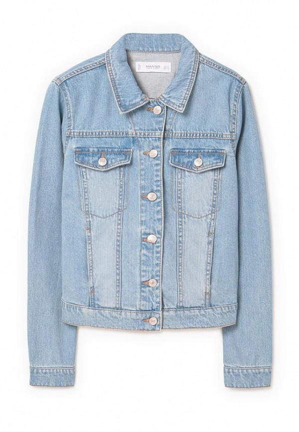 Куртка джинсовая Mango 83033513
