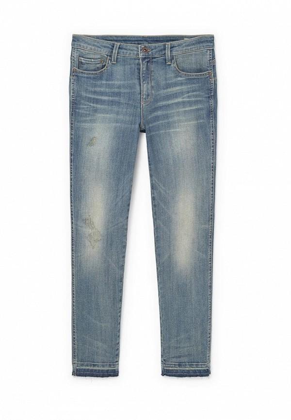Зауженные джинсы Mango (Манго) 83003512