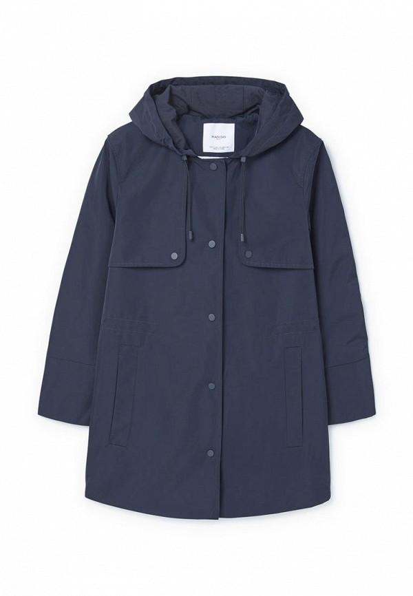 Утепленная куртка Mango (Манго) 83083568
