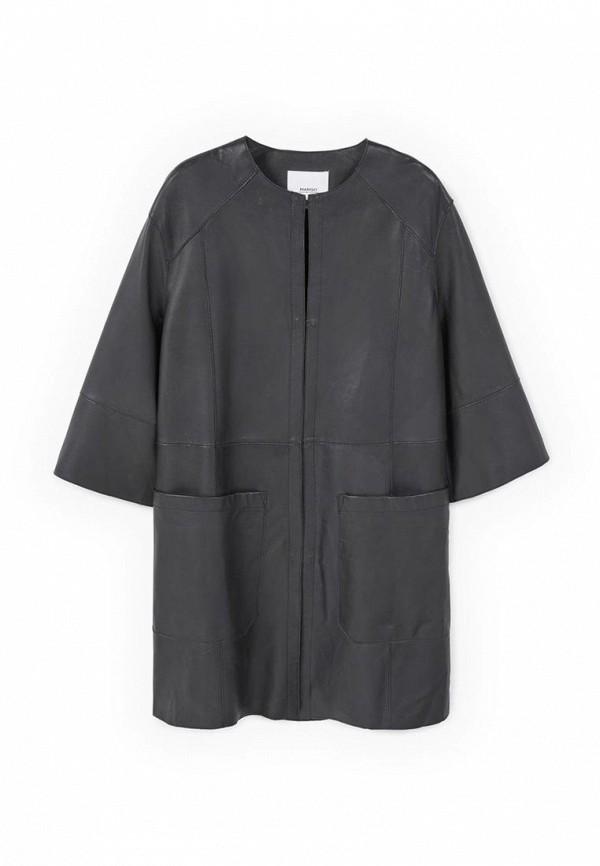 Кожаная куртка Mango (Манго) 83085003