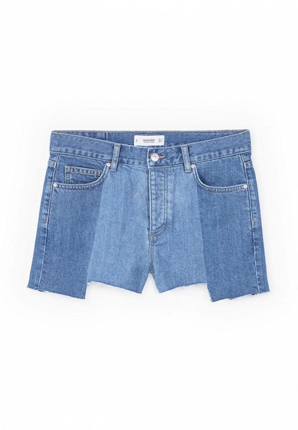 Шорты джинсовые Mango 83083615