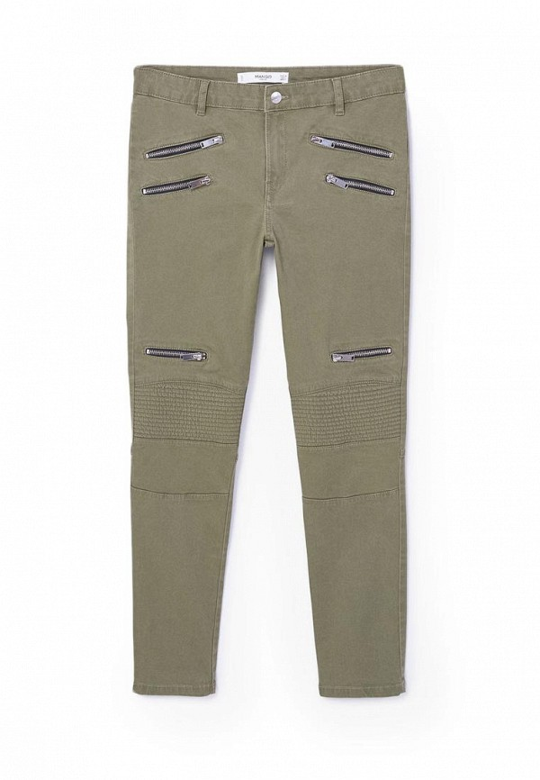 Женские зауженные брюки Mango (Манго) 81045020