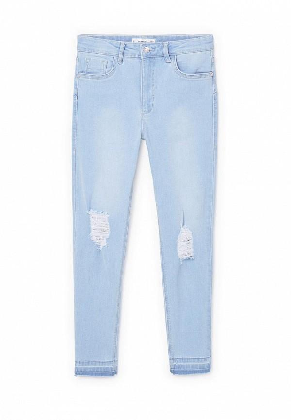 Зауженные джинсы Mango (Манго) 83035504