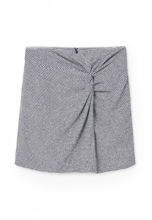 Прямая юбка Mango (Манго) 81047013