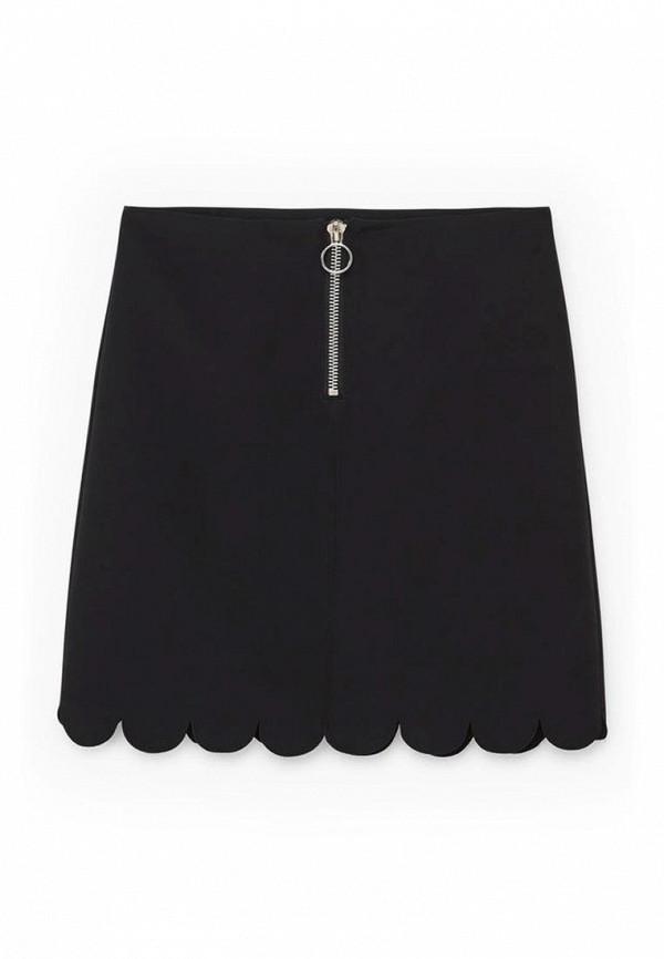 Прямая юбка Mango (Манго) 83053607