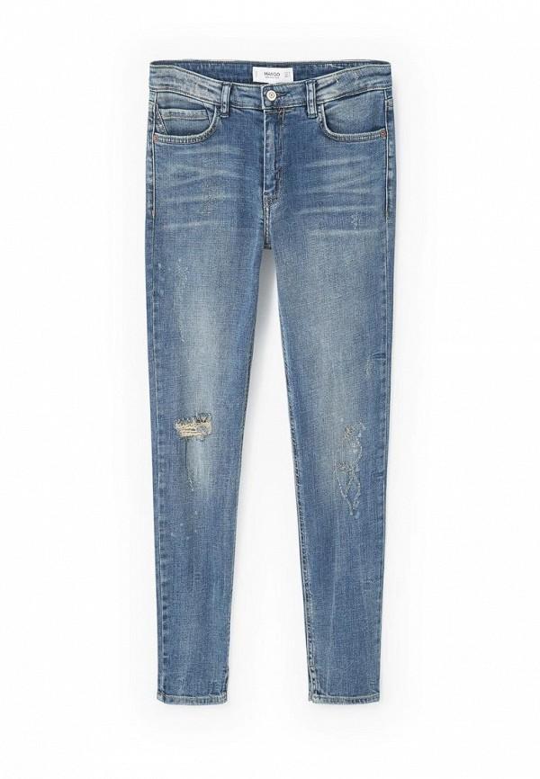 Зауженные джинсы Mango (Манго) 83015509