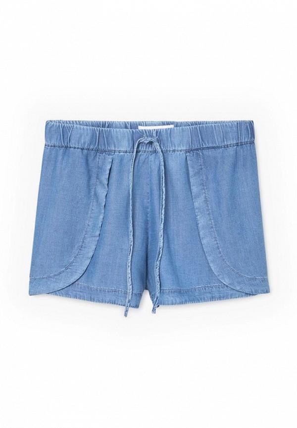 Женские джинсовые шорты Mango (Манго) 83085530