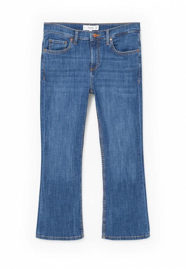 Широкие и расклешенные джинсы Mango (Манго) 83095548