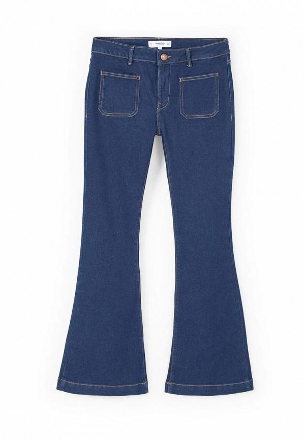 Широкие и расклешенные джинсы Mango (Манго) 83065575