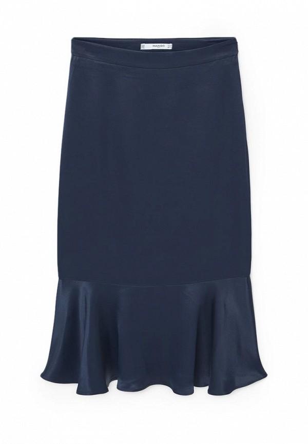 Прямая юбка Mango (Манго) 81085611