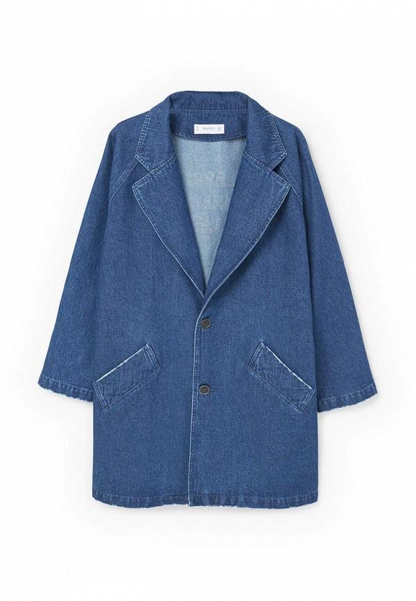 Куртка джинсовая Mango 83065520