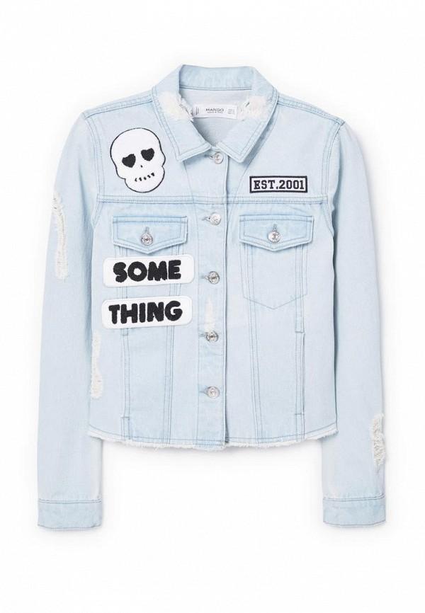 Куртка джинсовая Mango 83077507