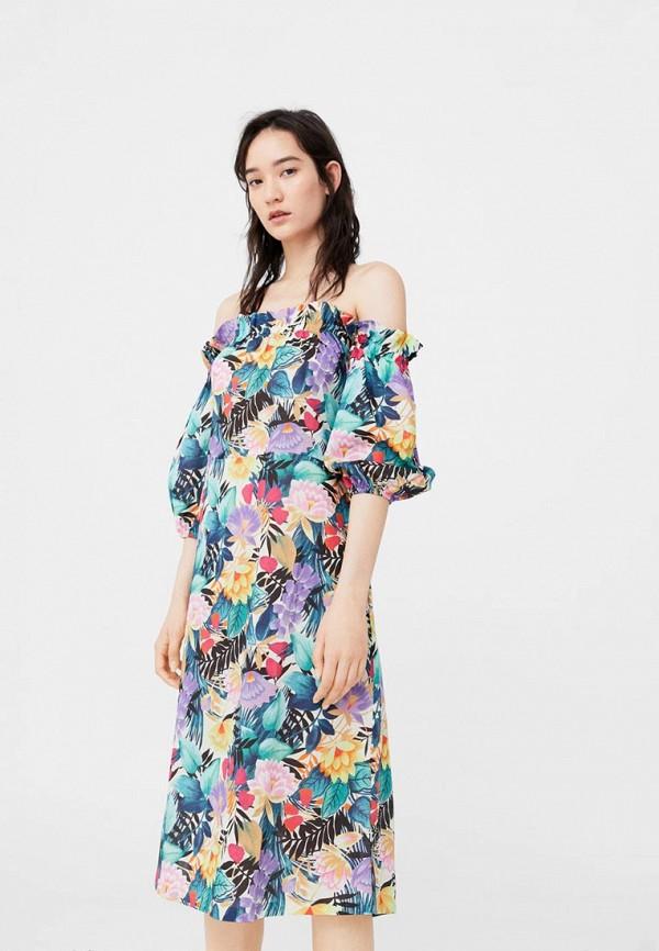 Платье Mango Mango MA002EWVCA37 куртка кожаная mango mango ma002ewtjy21