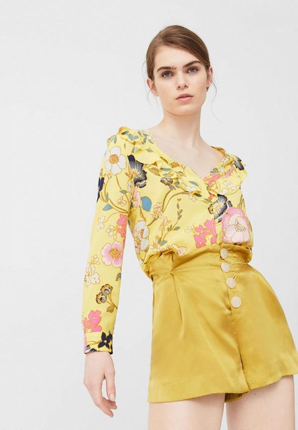 Блуза Mango Mango MA002EWVCX88 блуза mango mango ma002ewvfr38