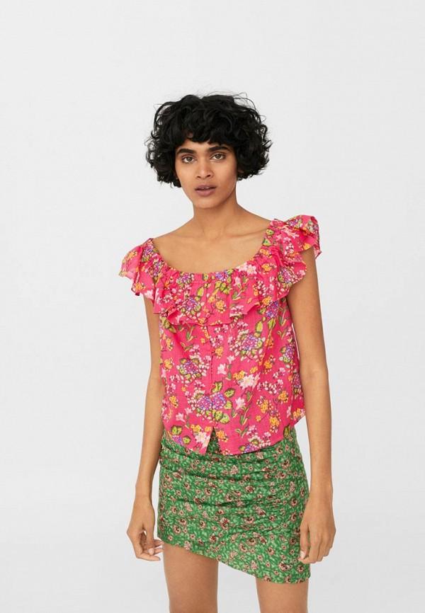 Блуза Mango Mango MA002EWVCZ14 блуза mango mango ma002ewvcx57