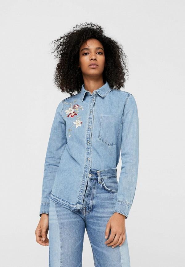 Рубашка джинсовая Mango Mango MA002EWVCZ96  упаковка 30 шт анкеров sormat kla нейлоновых шуруп