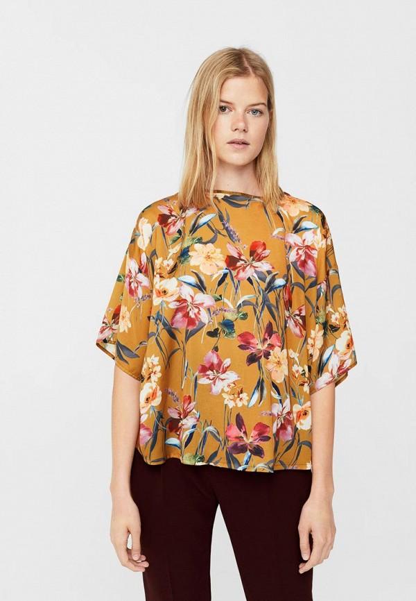 Блуза Mango Mango MA002EWWFA46 блуза mango mango ma002ewvcx57
