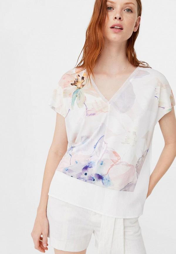 Блуза Mango Mango MA002EWWFA91 блуза mango mango ma002ewspk87
