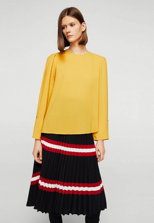 Блуза Mango Mango MA002EWWIR54 блуза mango mango ma002ewvcx57