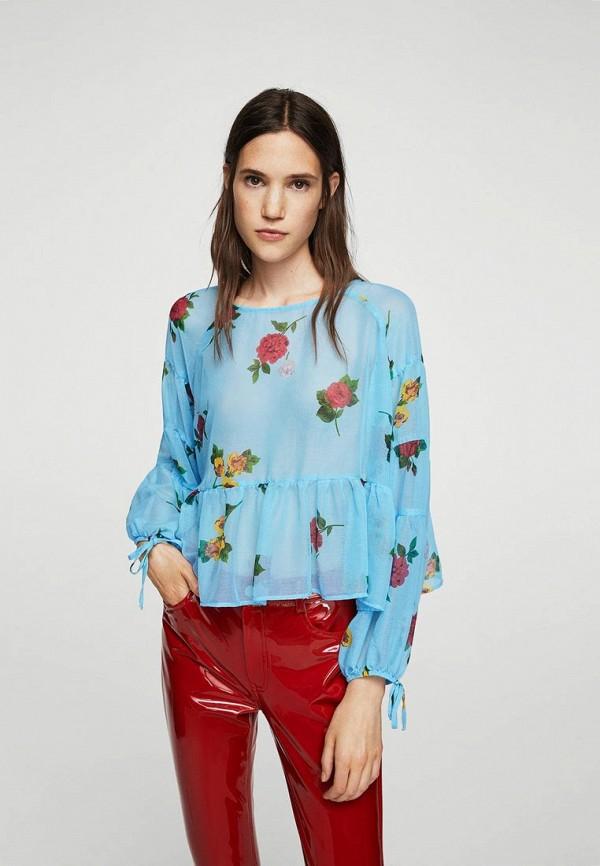 Блуза Mango Mango MA002EWWIR72 блуза mango mango ma002ewvcx57