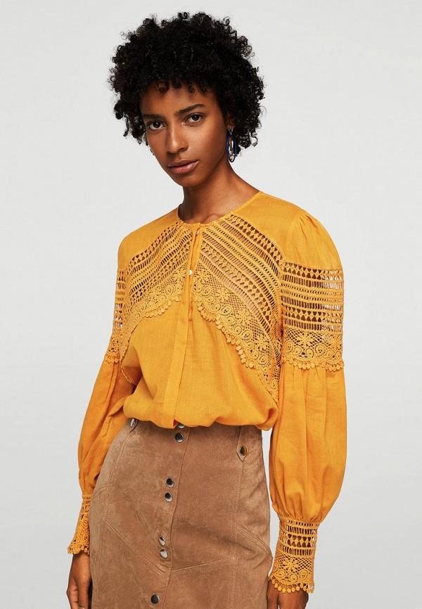 Блуза Mango Mango MA002EWWYC94 блуза mango mango ma002ewvcx57