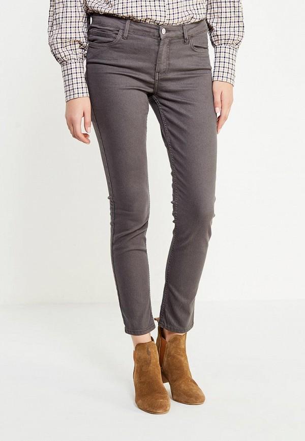 Фото - женские джинсы Mango серого цвета