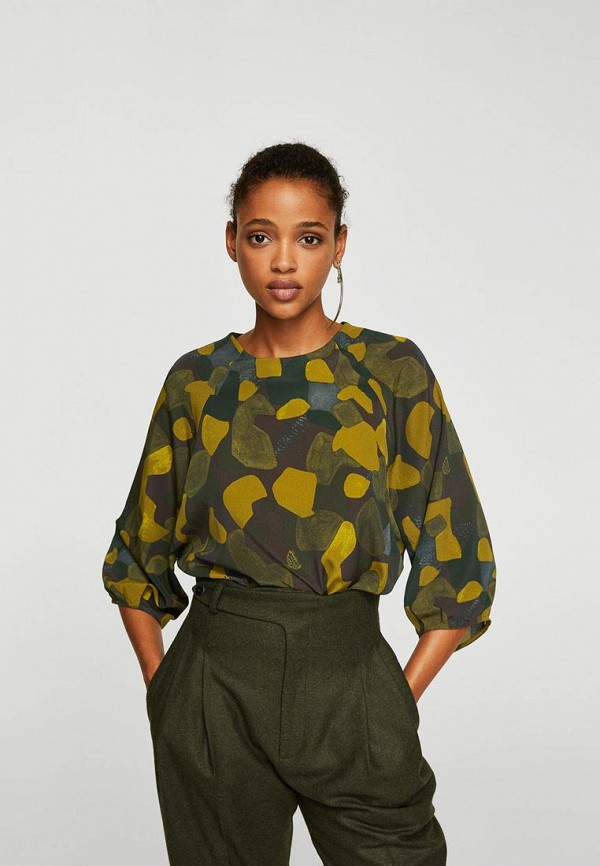 Блуза Mango Mango MA002EWYES02 блуза mango mango ma002ewvcx57