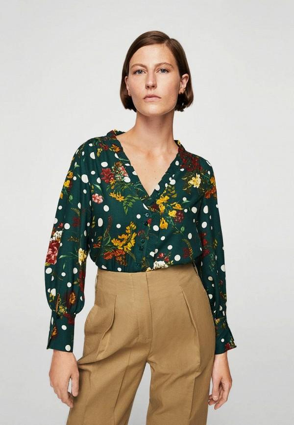 Блуза Mango Mango MA002EWYHL55 блуза mango mango ma002ewvcx57