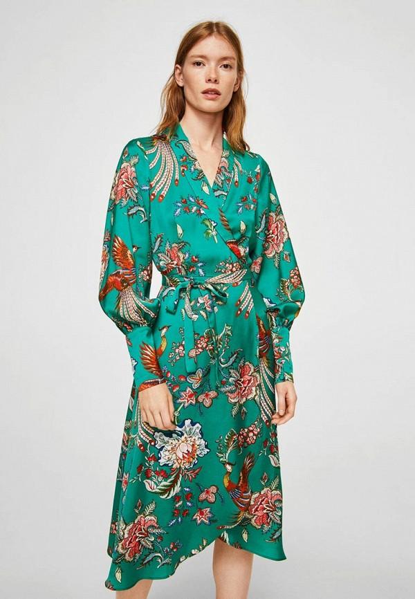 Платье Mango Mango MA002EWZSD89 футболка mango 43083505 2015 89