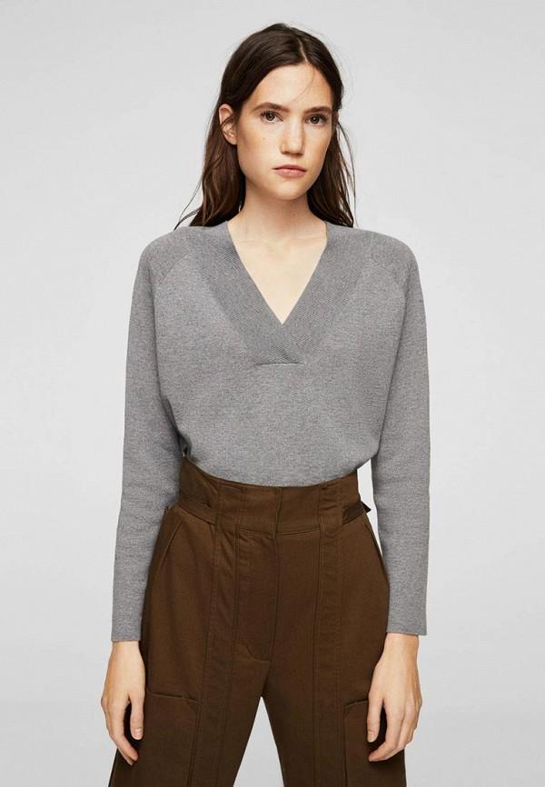 Пуловер Mango Mango MA002EWZSE89 куртка кожаная mango mango ma002ewtjy21