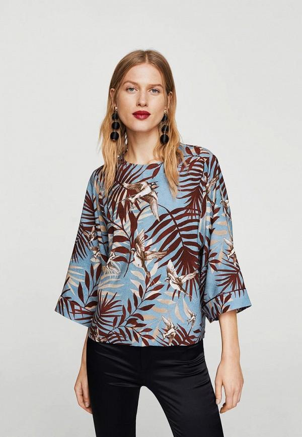 Блуза Mango Mango MA002EWZZL49 блуза mango mango ma002ewtsn08
