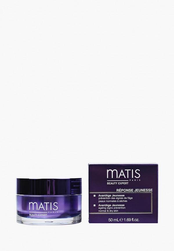 Купить Крем для лица Matis, предотвращающий появление первых признаков старения для нормальной и сухой кожи 50 мл, MA003LWCF267, Весна-лето 2018