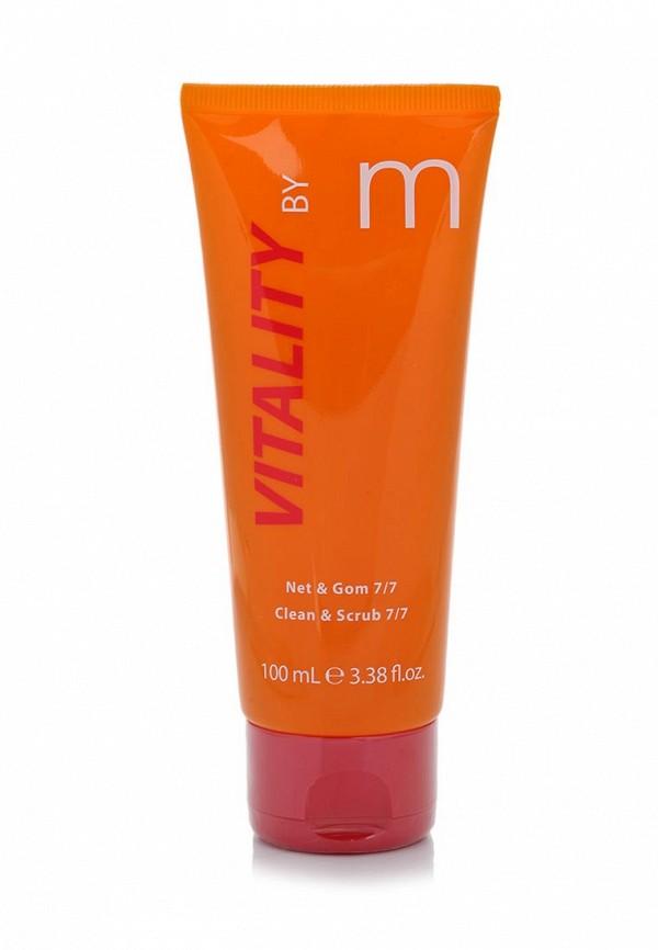 Скраб для лица Matis для ежедневного очищения и удаления макияжа