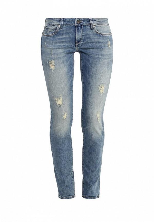 Зауженные джинсы Mavi 1019716343