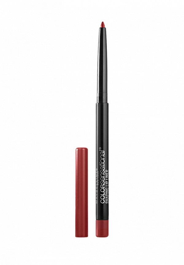 Карандаш для губ Maybelline New York Maybelline New York MA010LWAJQG6 карандаш для бровей maybelline new york maybelline new york ma010lwfjt11