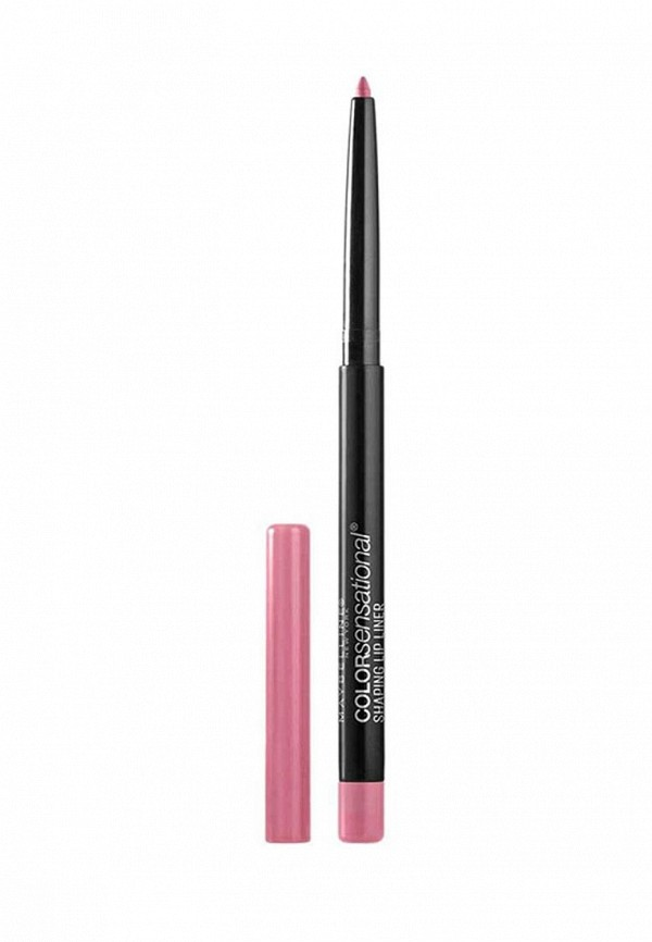 Карандаш для губ Maybelline New York Maybelline New York MA010LWAJQG7 карандаш для бровей maybelline new york maybelline new york ma010lwfjt11