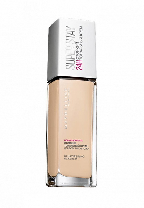 Тональный крем Maybelline New York Maybelline New York MA010LWATKM6 тушь для бровей maybelline new york maybelline new york ma010lwfjs90