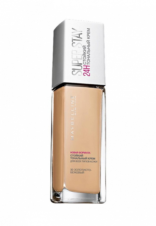 Тональный крем Maybelline New York Maybelline New York MA010LWATKM7 туши maybelline new york тушь для ресниц the falsies angel черная 9 5 мл