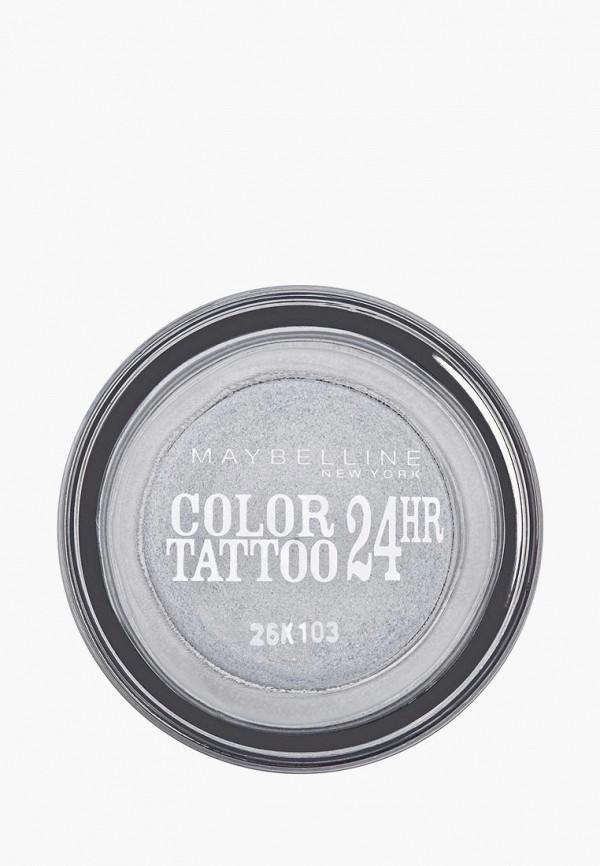 Тени для век Maybelline New York Maybelline New York MA010LWFJS76 maybelline maybelline тени для век eyestudio color tattoo 101 морозное дыхание 4 мл