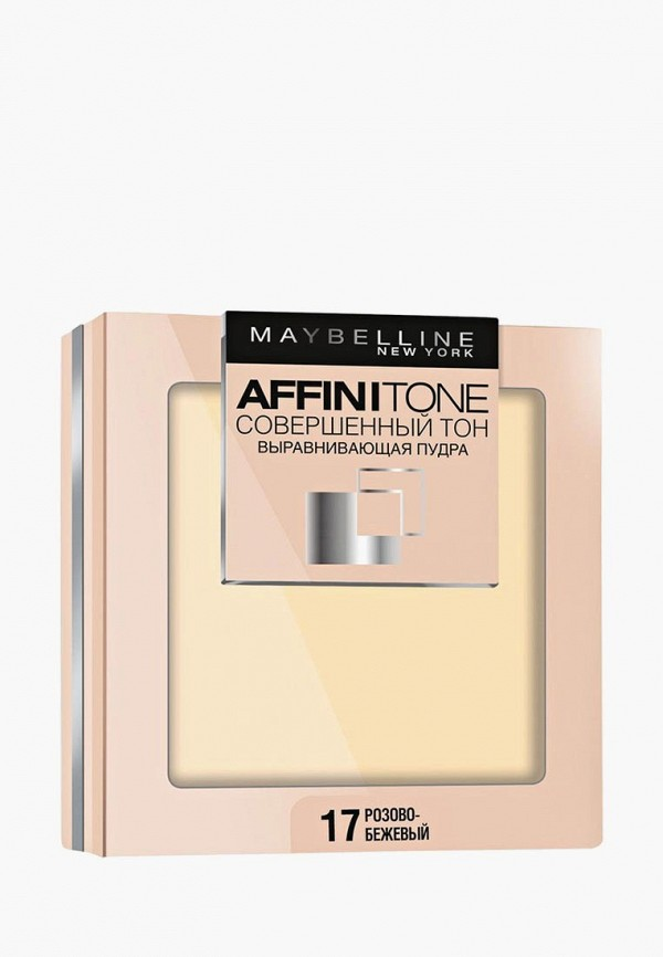 Пудра Maybelline New York Maybelline New York MA010LWFJT38 туши maybelline new york тушь для ресниц the falsies angel черная 9 5 мл