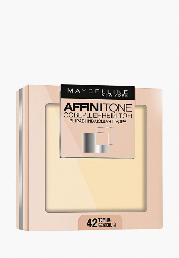 Пудра Maybelline New York Maybelline New York MA010LWFJT40 туши maybelline new york тушь для ресниц the falsies angel черная 9 5 мл