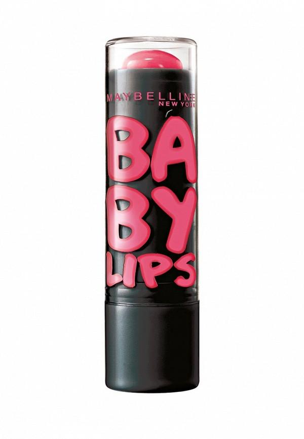 Бальзам Maybelline New York Baby Lips. Electro, Коралловый Заряд, 1,78 мл