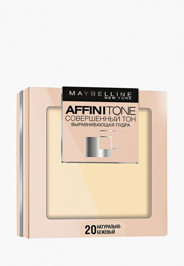 Пудра Maybelline New York Maybelline New York MA010LWIIW55 туши maybelline new york тушь для ресниц the falsies angel черная 9 5 мл